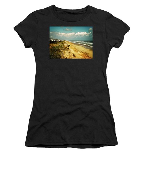 Beach At Corolla Women's T-Shirt