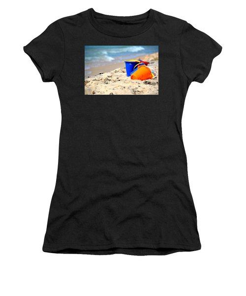 Beach Buckets Women's T-Shirt