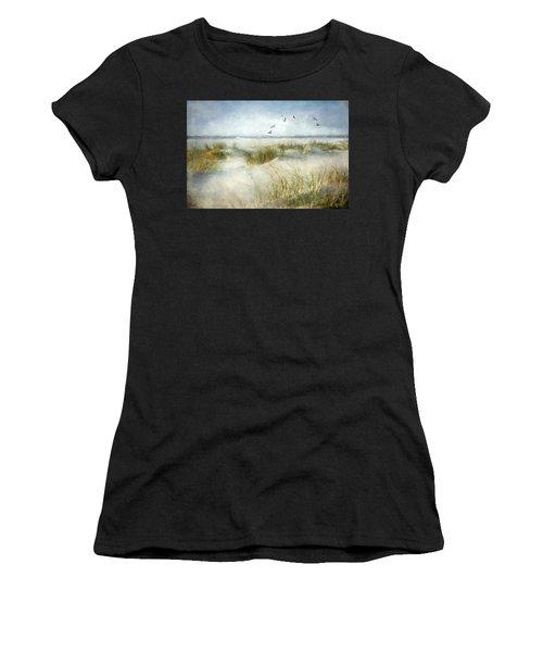 Beach Dreams Women's T-Shirt (Athletic Fit)