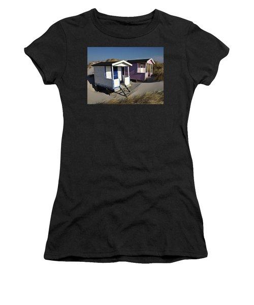 Beach Houses At Skanor Women's T-Shirt