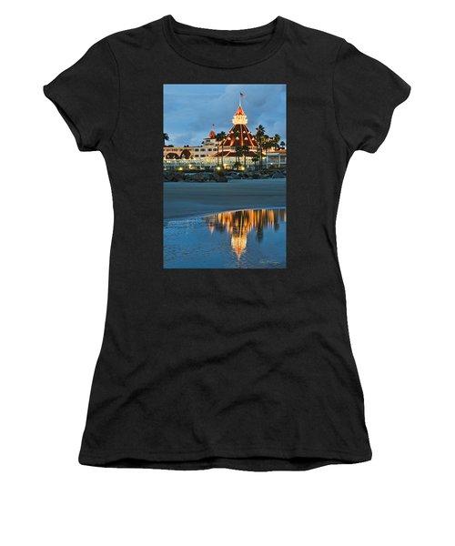 Beach Lights Women's T-Shirt