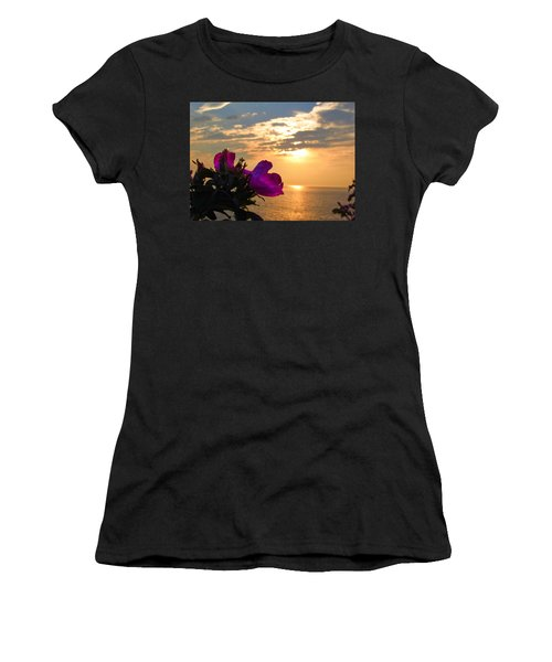 Beach Roses Women's T-Shirt