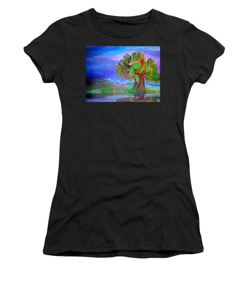 Beach Tree Women's T-Shirt