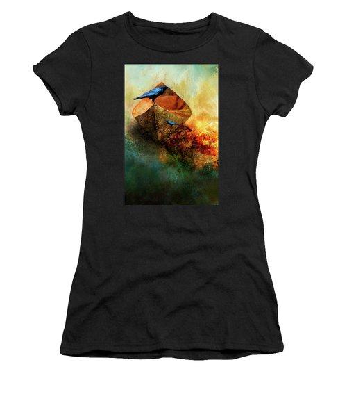 Beached Crow Women's T-Shirt