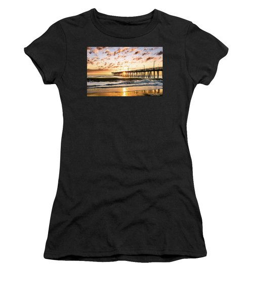 Beaching It Women's T-Shirt (Athletic Fit)