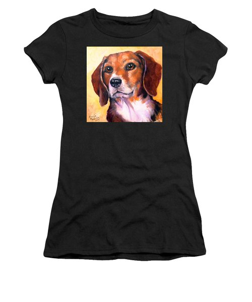 Beagle Billy Women's T-Shirt