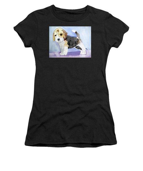 Beagle Pup Women's T-Shirt