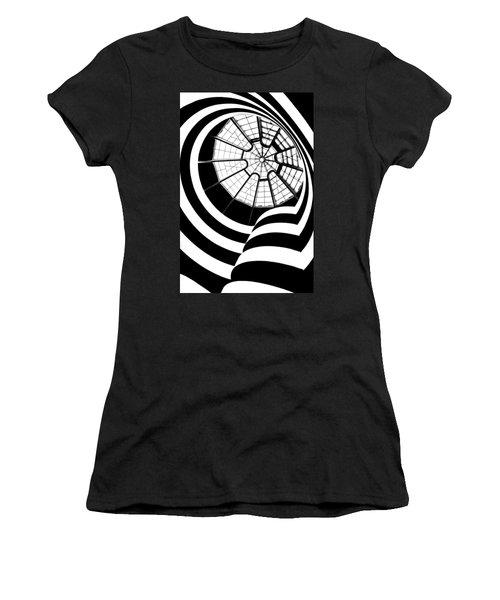 Beam Me Up  Women's T-Shirt (Junior Cut) by Az Jackson