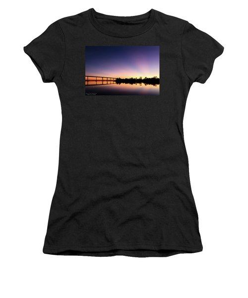 Beams Women's T-Shirt (Athletic Fit)