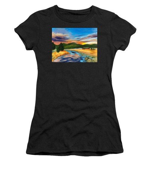 Bear Creek Colorado Women's T-Shirt