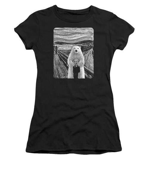 Bear Factor Women's T-Shirt (Athletic Fit)