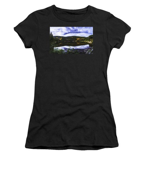 Bear Lake  Women's T-Shirt