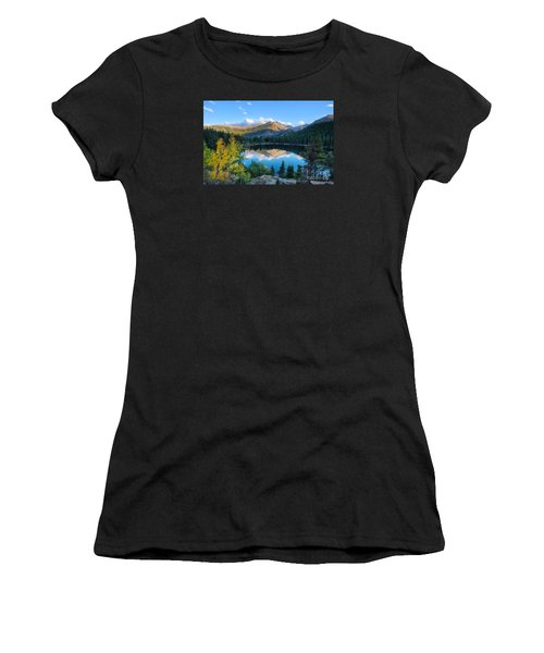 Bear Lake Reflection Women's T-Shirt
