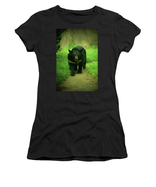 Bear On The Prowl Women's T-Shirt