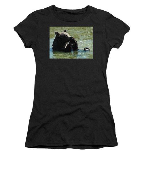 Bear Prayer Women's T-Shirt