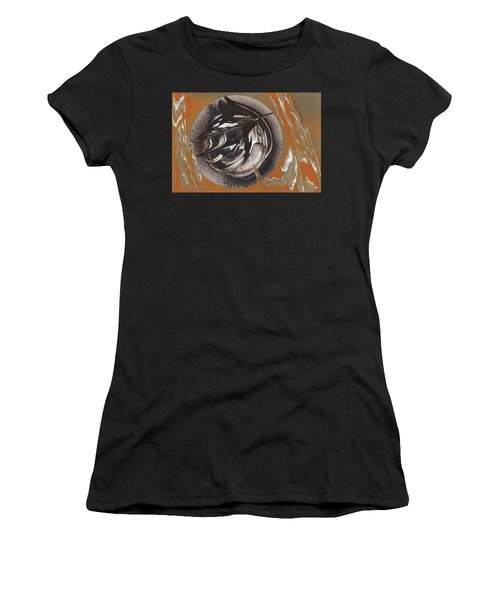 Bearing Women's T-Shirt (Athletic Fit)