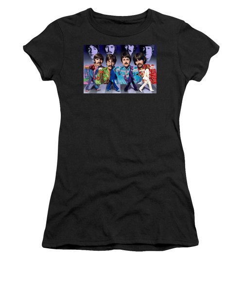 Beatles - Walk Away Women's T-Shirt