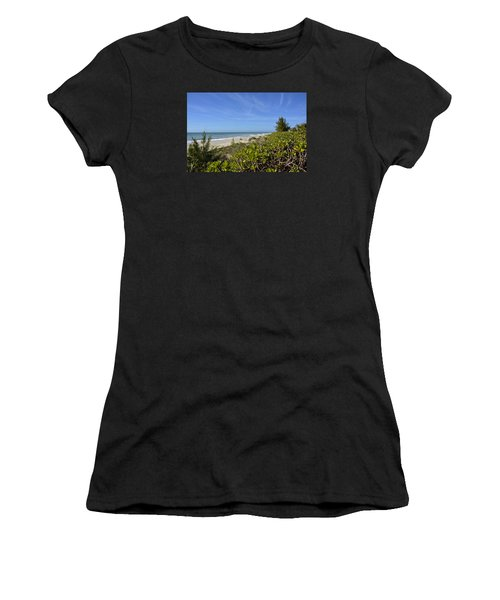 Beautiful Beachy Afternoon Women's T-Shirt (Athletic Fit)