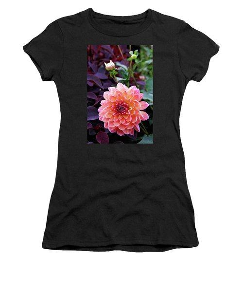 Beautiful Dahlia Women's T-Shirt