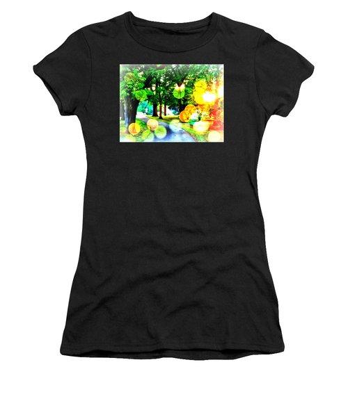 Beautiful Day For A Walk Women's T-Shirt
