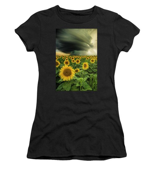 Beautiful Destruction  Women's T-Shirt