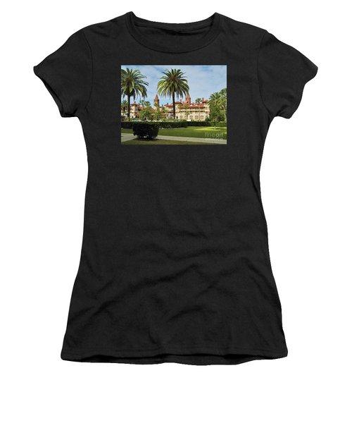 Beautiful Flagler College Women's T-Shirt