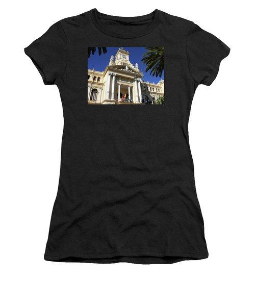 Beautiful Malaga City Hall Women's T-Shirt