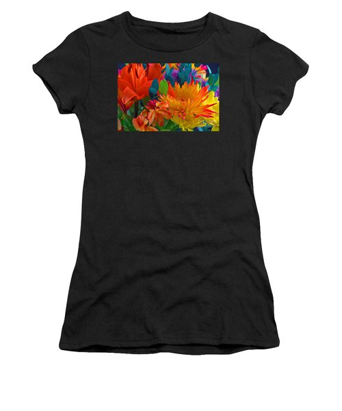 Beautiful To The Eyes  Women's T-Shirt (Junior Cut) by Ray Shrewsberry