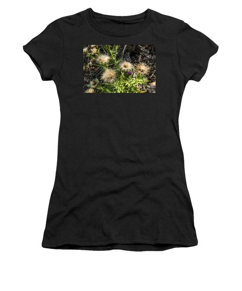 Beauty In Aging Women's T-Shirt (Athletic Fit)