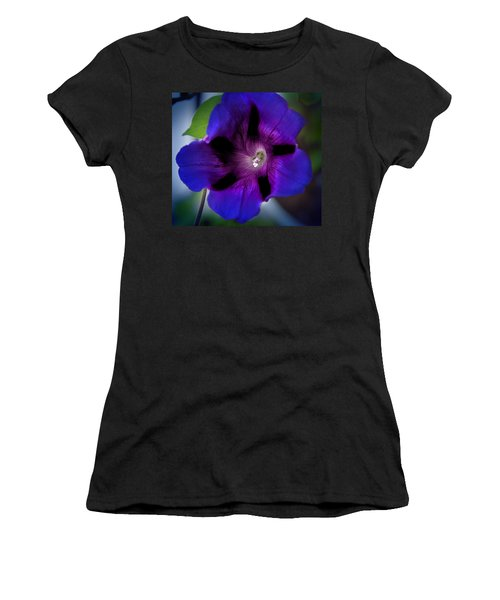 Beauty In Blue Women's T-Shirt