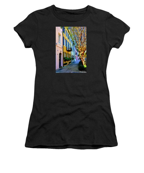 Beauty In Colors Women's T-Shirt (Athletic Fit)