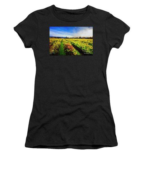 Beauty Over The Vineyard Women's T-Shirt
