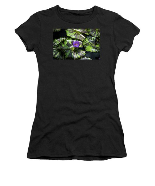 Beauty Rises To The Top Women's T-Shirt (Athletic Fit)