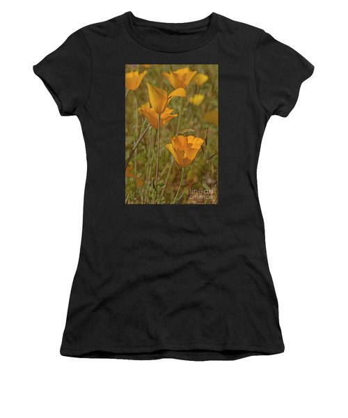 Beauty Surrounds Us Women's T-Shirt (Athletic Fit)