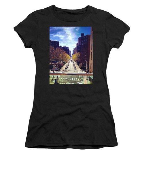 Highline Park Women's T-Shirt (Athletic Fit)
