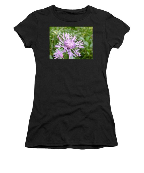 Bee Balm Women's T-Shirt (Athletic Fit)