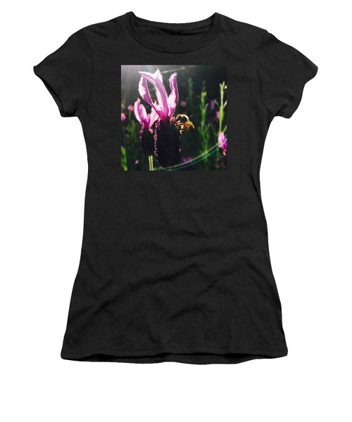 Bee Illuminated Women's T-Shirt