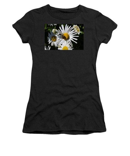 Bee On Flower 1 Women's T-Shirt