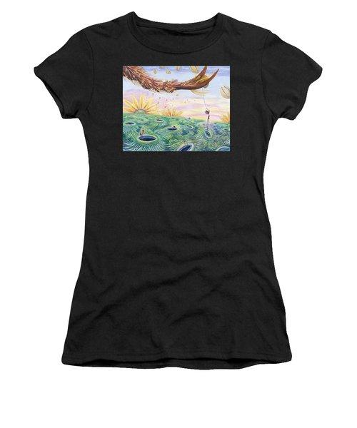 Bee's Foot Women's T-Shirt