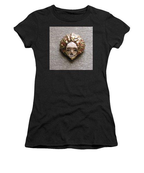 Before Pixel Pointillism Women's T-Shirt (Athletic Fit)