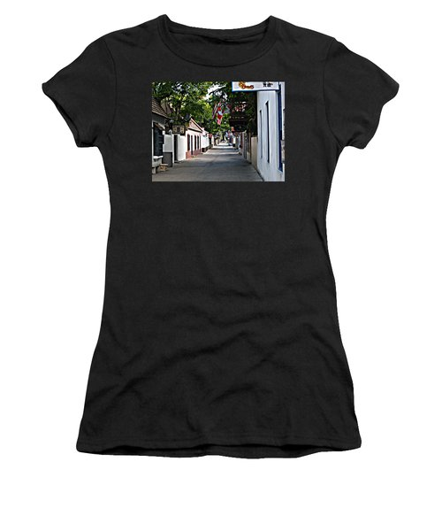Before The Tourists 2 Women's T-Shirt (Athletic Fit)