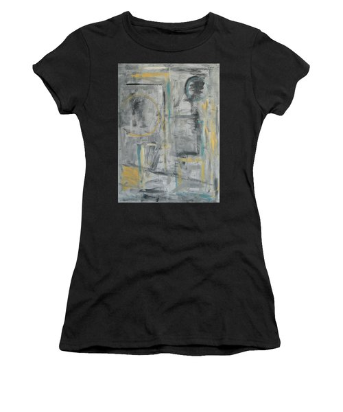 Behind The Door Women's T-Shirt