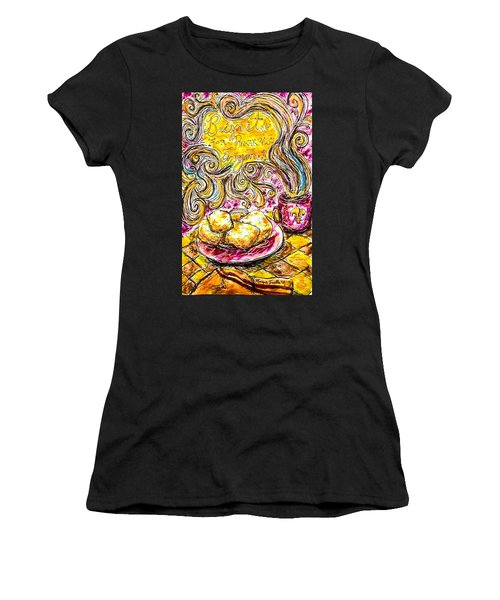Beignets For Breakfast Women's T-Shirt