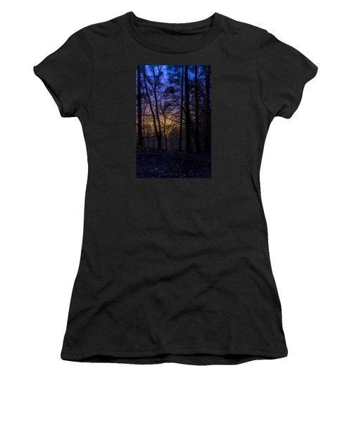 Belfast Through The Trees Part 1 Women's T-Shirt (Athletic Fit)