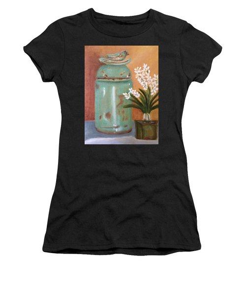 Bell Jar Women's T-Shirt (Athletic Fit)