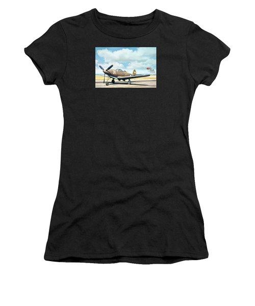 Bell P-39 Airacobra Women's T-Shirt