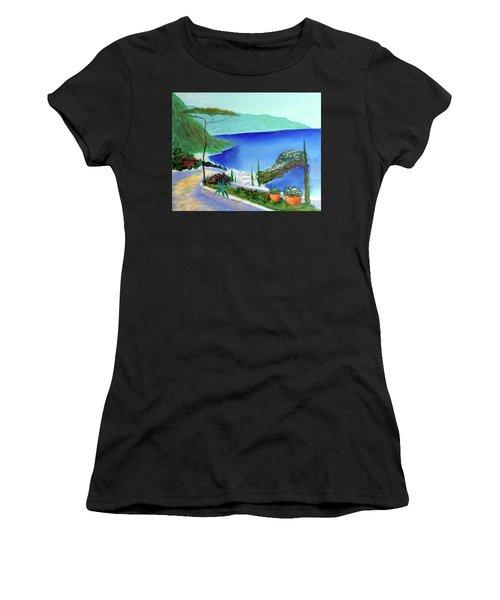 Bella Monaco  Women's T-Shirt (Athletic Fit)