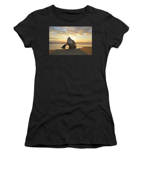 Belle At Sunrise Women's T-Shirt