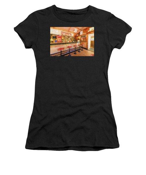 Bellows Falls Diner Women's T-Shirt