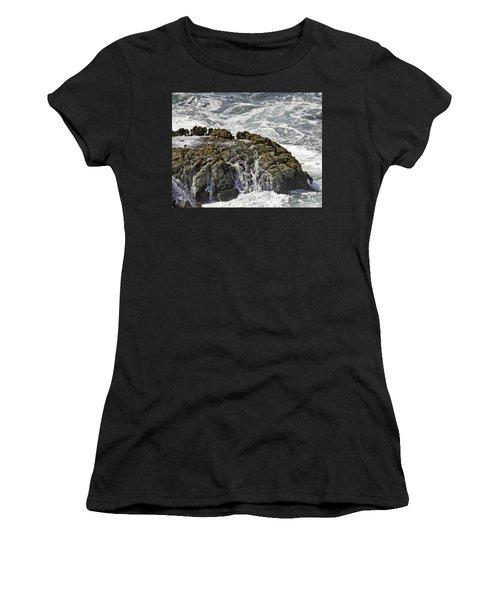 Below Salmon Creek Women's T-Shirt